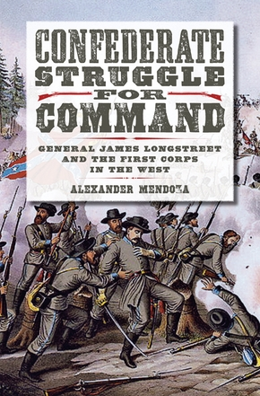 Confederate Struggle for Command