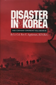 Disaster in Korea