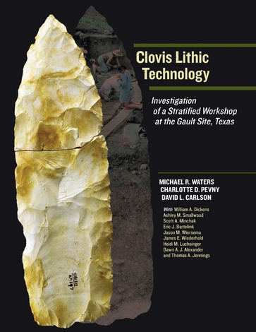 Clovis Lithic Technology