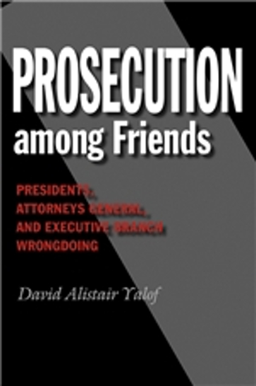 Prosecution among Friends