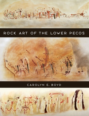 Rock Art of the Lower Pecos