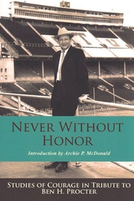 Never without Honor