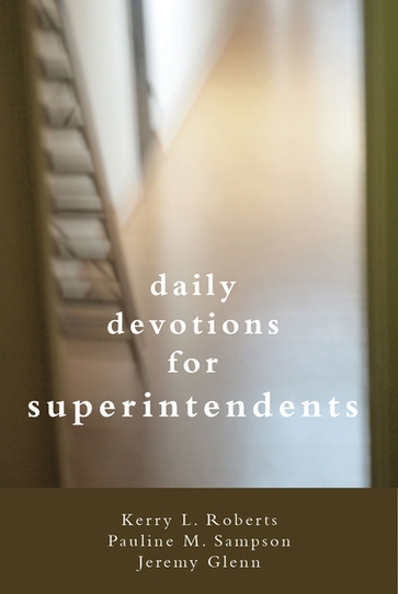 Daily Devotions for Superintendents
