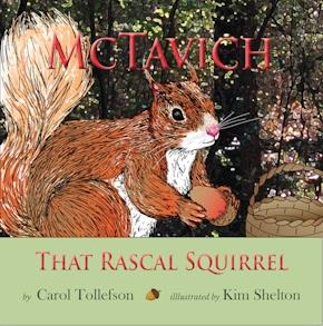 McTavish that Rascal Squirrel