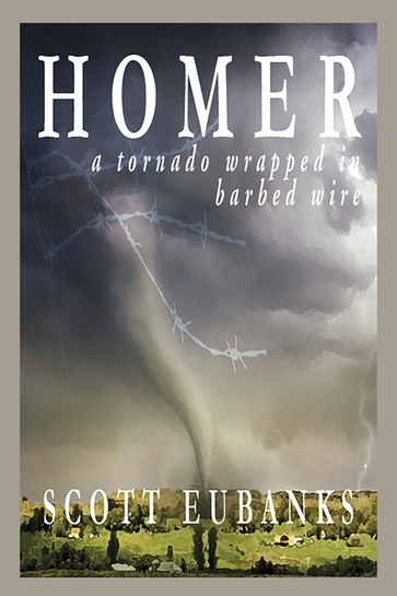 Homer: A Tornado Wrapped in Barbed Wire