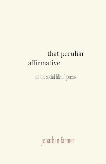 That Peculiar Affirmative