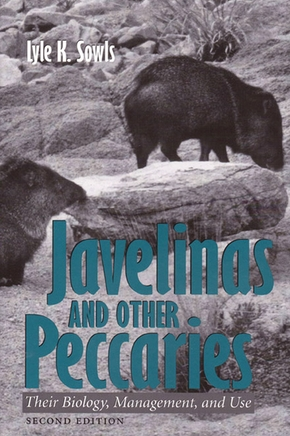 Javelinas and Other Peccaries