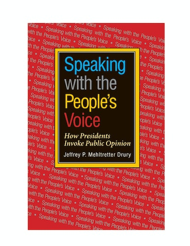 Speaking with the People's Voice