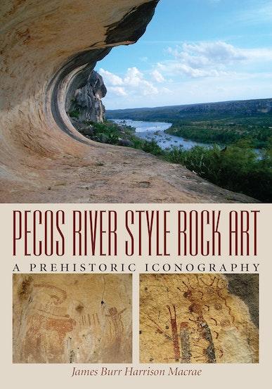 Pecos River Style Rock Art