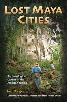 Lost Maya Cities