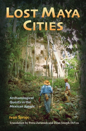 Lost Maya Cities