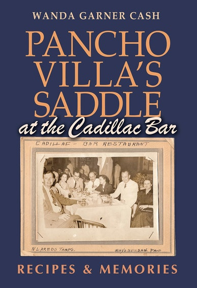 Pancho Villa's Saddle at the Cadillac Bar