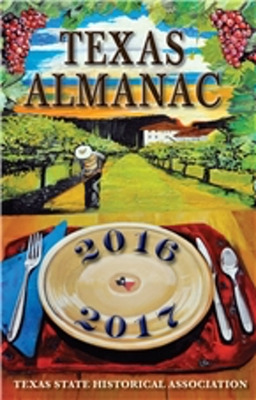 Texas Almanac 2016-2017