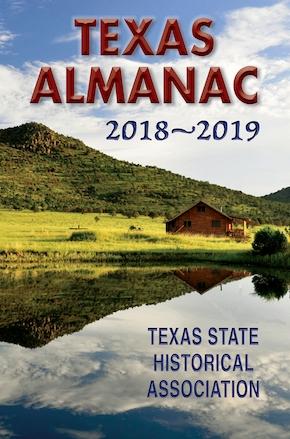 Texas Almanac 2018-2019