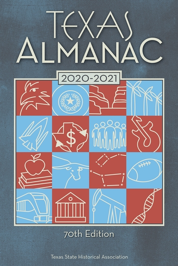 Texas Almanac 2020-2021