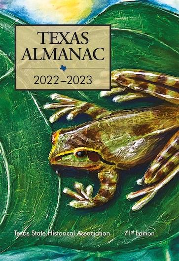 Texas Almanac 2022-2023