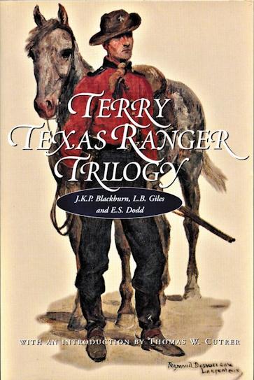 Terry Texas Ranger Trilogy