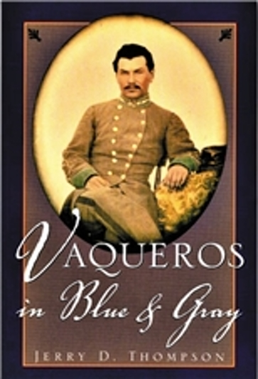 VAQUEROS IN BLUE AND GRAY-P