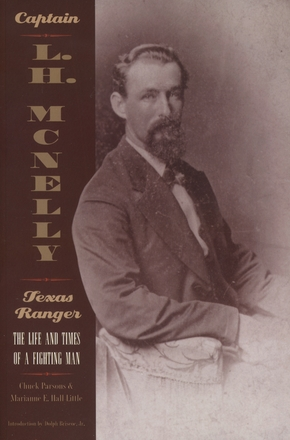 Captain L. H. McNelly, Texas Ranger
