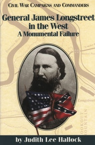 General James Longstreet in the West