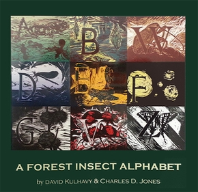 Forest Insect Alphabet