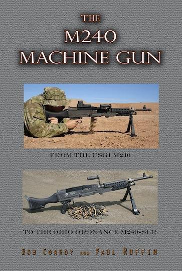 The M240 Machine Gun